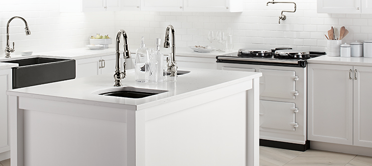 Singular Style: Kitchen Faucet Options from Kohler | Kitchen ...